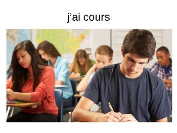 Daily routine / Describing your daily life / Pouvoir and Devoir