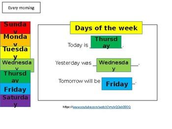 Daily slides