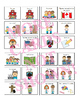 FRENCH schedule cards - Horaire du jour / Menu du jour (daily schedule cards)