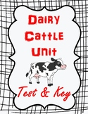 Dairy Cattle Unit Test