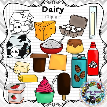 Dairy Clip Art