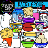 Dairy {Creative Clips Digital Clipart}