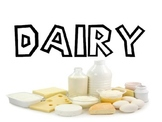 Dairy Powerpoint for Culinary Arts 1 Course FCS