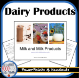 Dairy and Milk Products