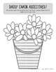 Daisy Chain FREEBIE!  Celebrate Spring with this fun outdoor activity...
