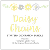 Daisy Chains Classroom Decor and Party Pack