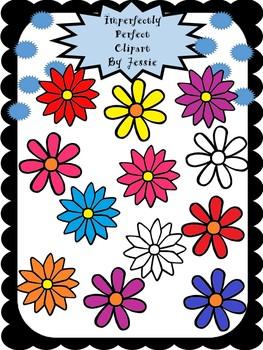 Daisy Clip Art Freebie