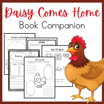 Daisy Comes Home Learning Pack
