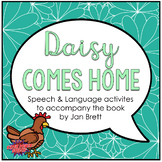 Daisy Comes Home (Speech Therapy Book Companion)