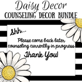 Daisy Counseling Decor