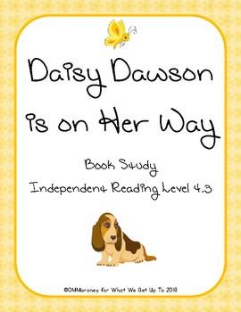 Daisy Dawson is on Her Way Book Study