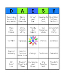 Daisy Girl Scout Bingo Cards