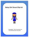 Daisy Girl Scout Clip Art