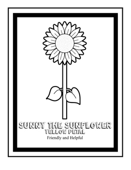 Daisy Girl Scout Coloring Sheets