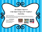 Daisy Girl Scout Inspired Count It Up Leaf Brochure
