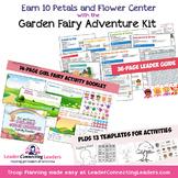 Daisy Girl Scout Petal Fairy Leader Booklet (10 Petals & Center)