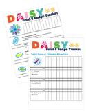 Daisy Girl Scouts Inspired Troop Badge Petal Requirement T