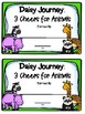 Daisy Journey- 3 Cheers for Animals