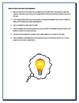 Daisy Miller - James - Group Critical Response Questions