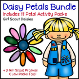 Daisy Petals Bundle - Girl Scout Daisies - Includes 14 Act