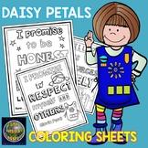 Daisy Petals Girl Scout Activity
