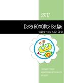 Daisy Robotics Badge Code a Friend Action Cards
