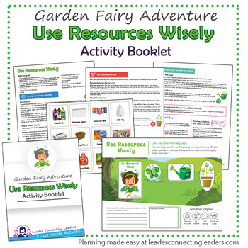 Daisy Use Resources Wisely Petal Fairy Garden Adventure