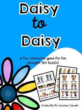 Daisy to Daisy Game (Freebie)