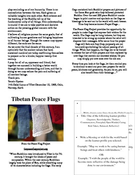 Dalai Lama Peace Flag Project