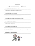 Dale Chihuly Worksheet