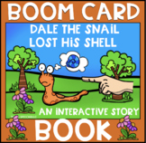 Dale the Snail Lost His Shell? BOOM Book (Boom Card Activi