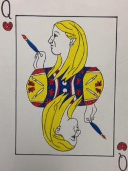 Dali Playing Cards