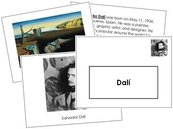 Dali (Salvador) Art Book