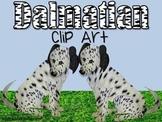 Dalmatian CLIP ART