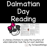Dalmatian Day Reading (A Great Activity for 101st Day of School)