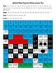 Dalmatian Dog Hundred Chart Mystery Picture with Number Cards for Support