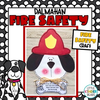 Dalmatian Fire Safety Craft