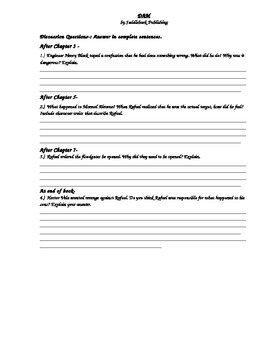 Dam Quiz, Graphic Organizer, and Disscussion questions (Height Series)