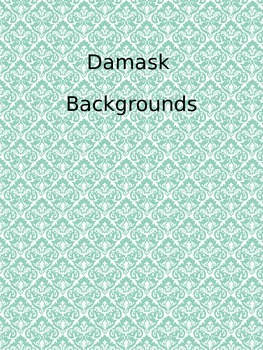 Damask Background