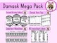 Damask Mega Pack - 13 Products (Black and White)
