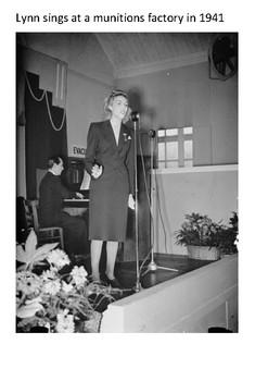 Dame Vera Margaret Lynn Word Search
