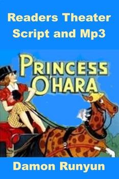 Damon Runyun - Readers Theater and Mp3 of Princess O'Hara