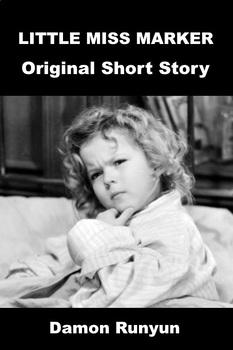 Damon Runyun Short Story and Mp3 - Little Miss Marker