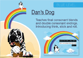 14. Dan's Dog: Mission Spelling Zero Teaches Phonics And Spelling