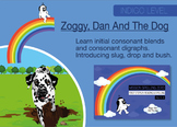 9. Zoggy, Dan And The Dog: Mission Spelling Zero Teaches Phonics And Spelling