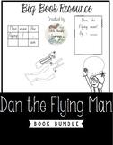 Dan the Flying Man Themed Activity Resource Bundle