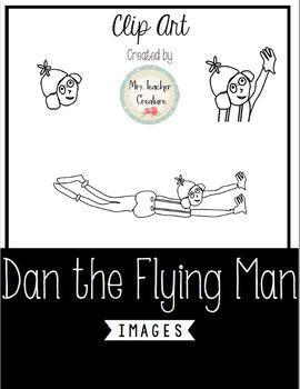 Dan the Flying Man Images