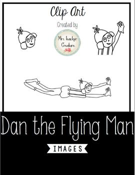 Dan the Flying Man Images
