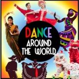 Dance Around the World   Google Classroom Distance Learnin