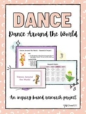 Dance Around the World - Research Project